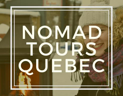 Nomad Tours Quebec